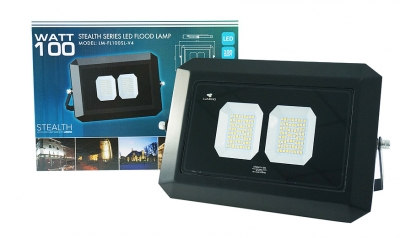 100W Stealth LED Flood Lamp
