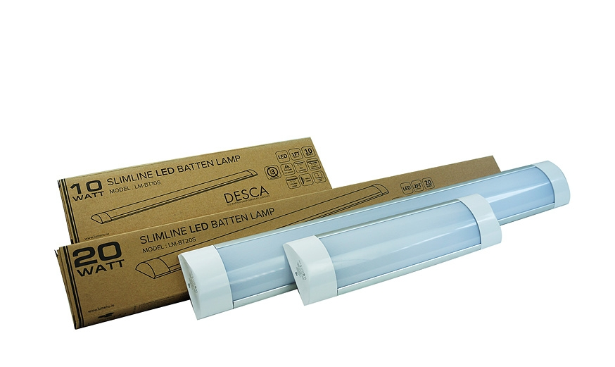 LUMENO Dimmable LED Battens