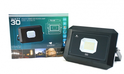 30W STEALTH LED Flood Lamp